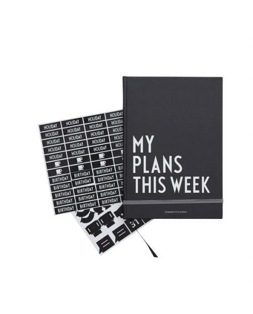 Design Letters Planner 70201613