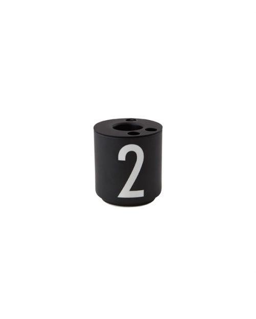 Design Letters cups1 4 black 10201300BLACK 3