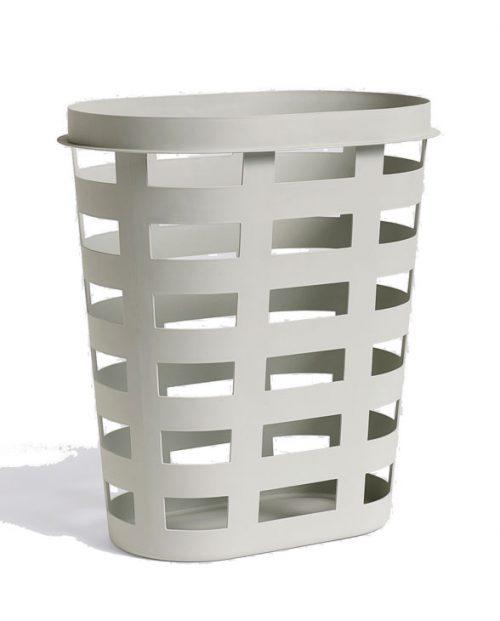 HAY Laundry Basket L light grey P
