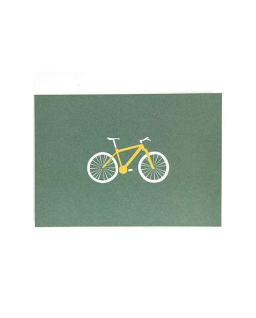Roadtyping postkarte mountainbike