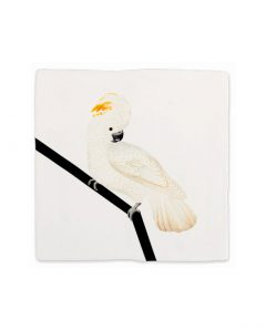Storytiles White cockatoo 1