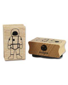 avayves 6139F Stempel Astronaut 01