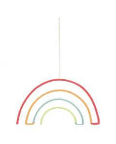 merimeri wanddekoration regenbogen 173431a