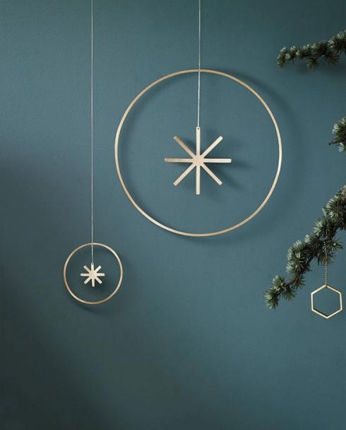 ferm LIVING Winterland Star Insp