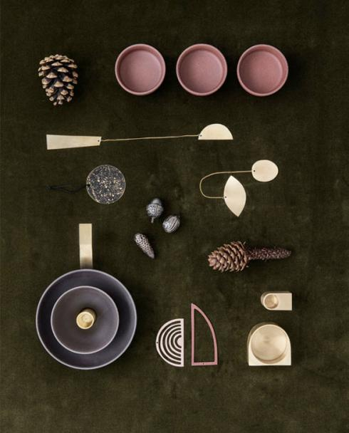 ferm Living twin ornaments 02