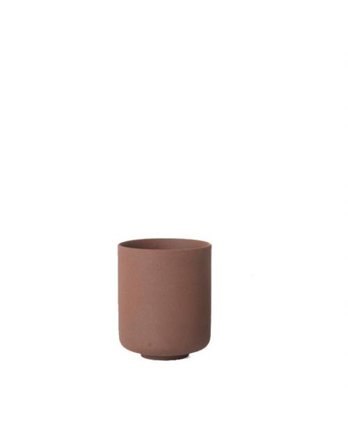 ferm living 5397 Sekki Cup Large Rust