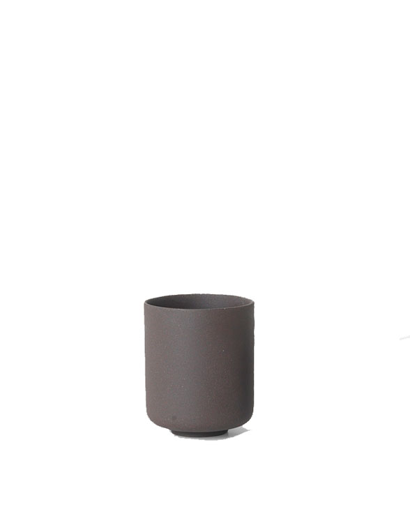 ferm living 5399 Sekki Cup Large Charcoal