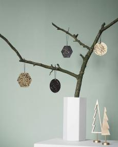 ferm living Patina Brass Ornaments 02