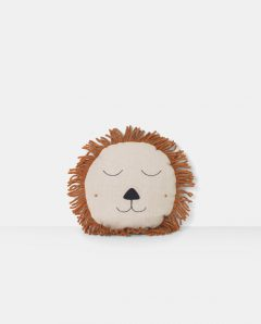 ferm living Safari cushion Lion 01