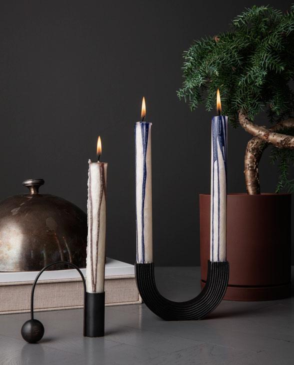ferm living candleholder arch 5763 03