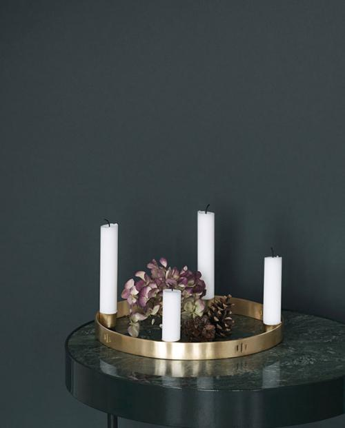 ferm living candleholder circle 04