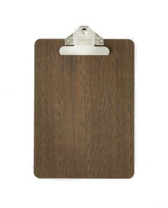 ferm living clipboard oak a4