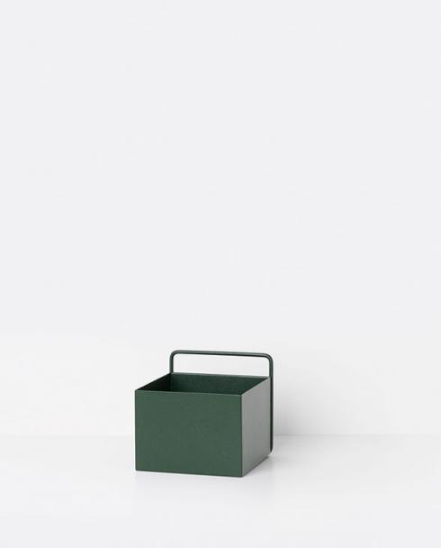 ferm living wallbox square green 02