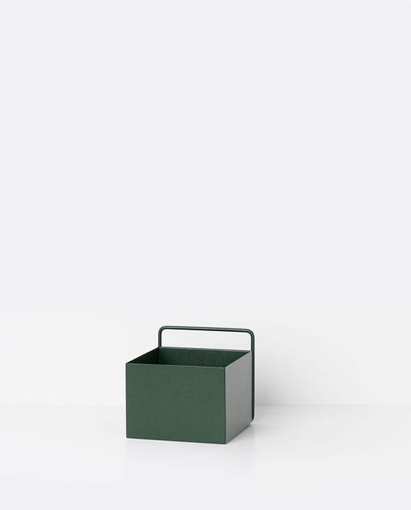 ferm living wallbox square green 02