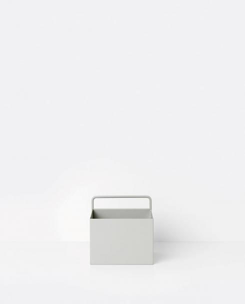 ferm living wallbox square grey 02