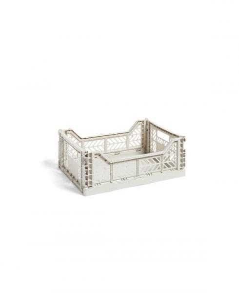 HAY 507671 Colour Crate M light grey