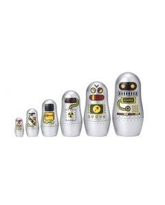 Omm Design Matryoschkas Silverrobot 1