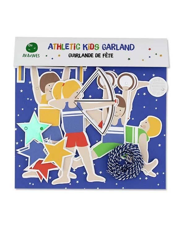 Ava Yves 5464 Girlande Athletic Kids1