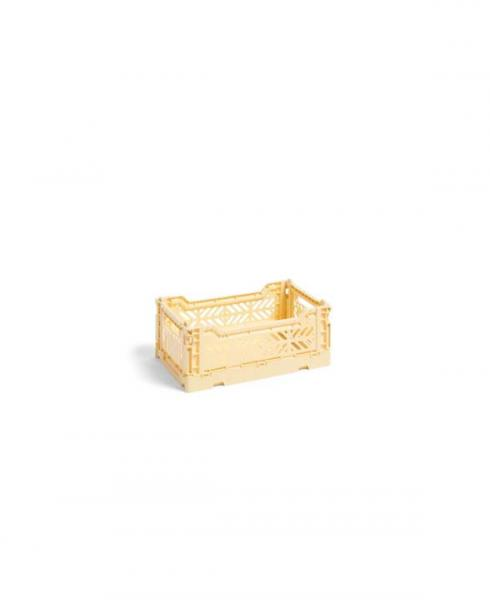 HAY 507534 Colour Crate S light yellow