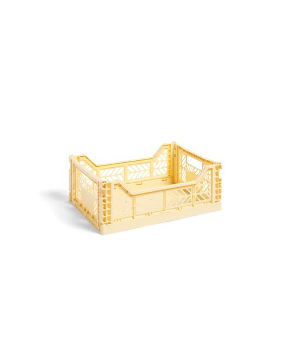 HAY 507673 Colour Crate M light yellow