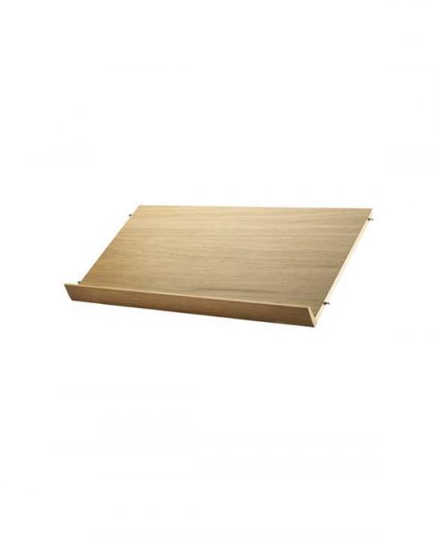 String system Magazinboden Holz 58x30 Eiche