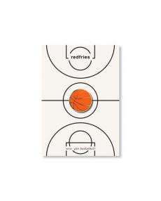red fries pin 0102 basketball 2