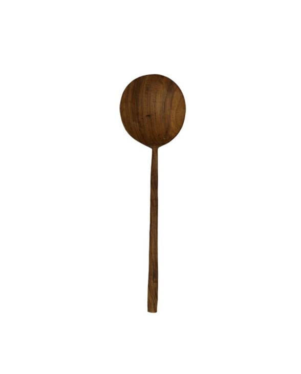 HKliving Kelle wooden laddle ake1118 01