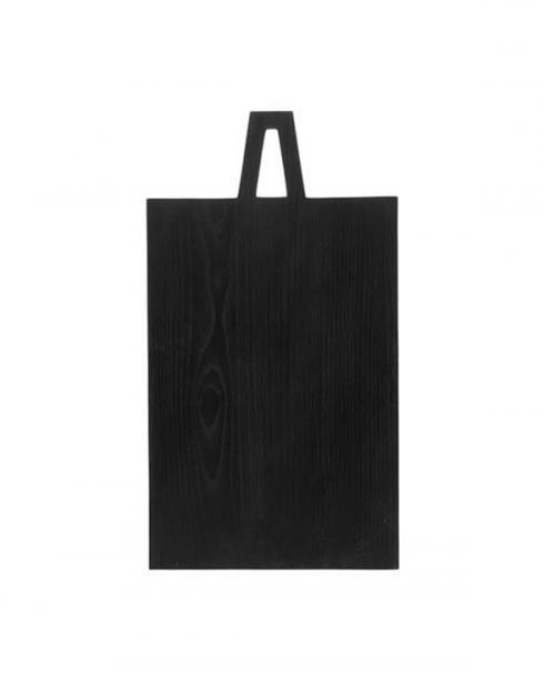 HKliving breadboard L black abr2210 eg