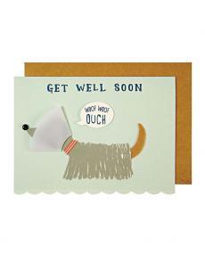 MeriMeri Karte get well 123553a