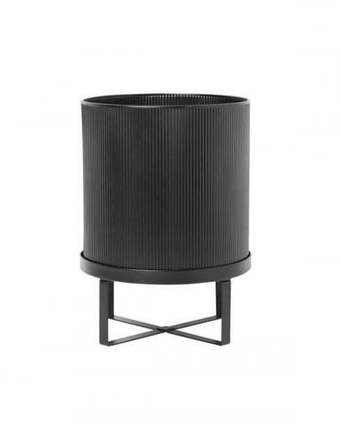 ferm Living Bau pot large black 100202 101 01