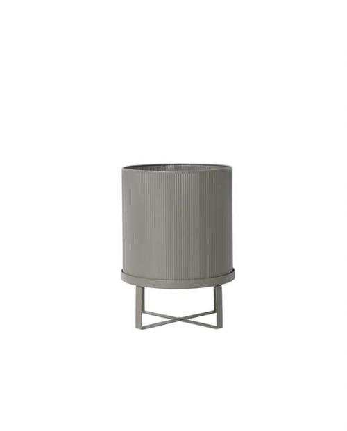 ferm living bau pot s grey 4190