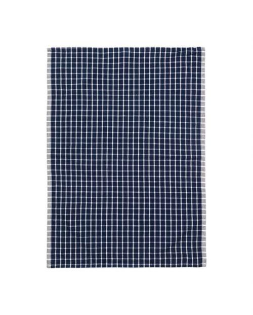 ferm living hale tea towel bblue l 100089 656