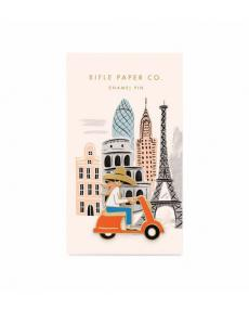 Rifle Paper Pin epm011 scootergirl 02