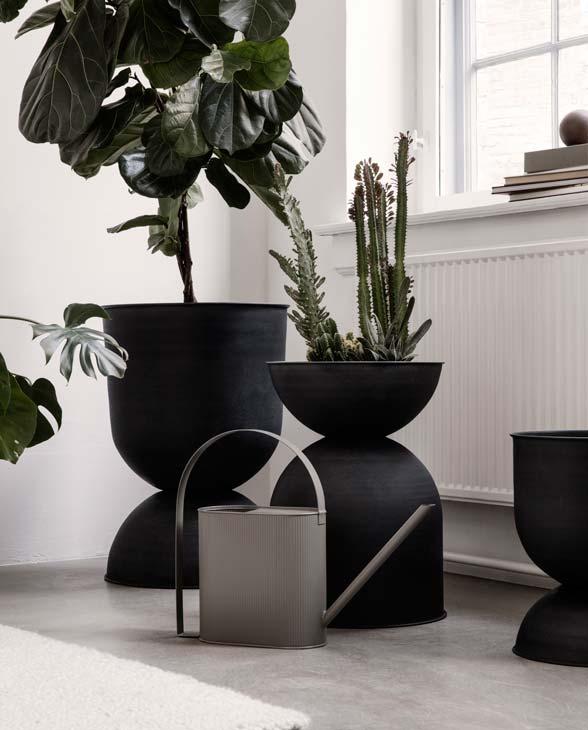 ferm Living Hourglass pot medium 100129 629 03