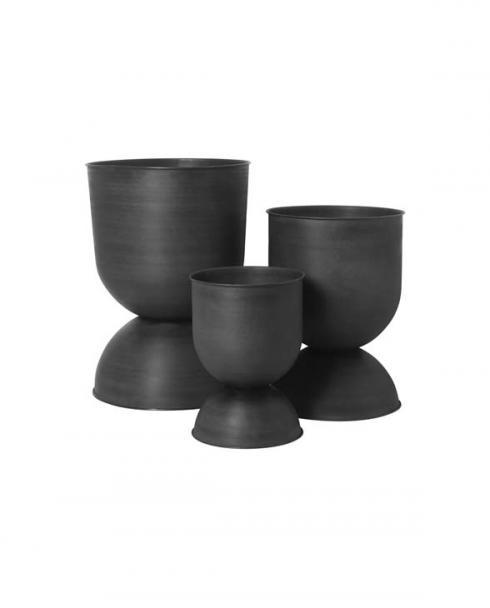 ferm Living Hourglass pot medium 100129 629 05