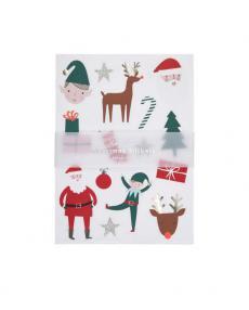 Meri Meri sticker festive xmas