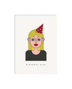 Redfries Postkarte 0146 vivi 1