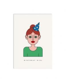 Redfries Postkarte 0148 lis 1