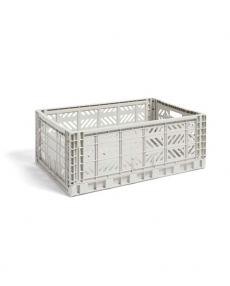 HAY 507681 Colour Crate L light grey 01