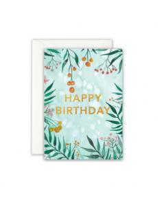 Leo la Douce Karte Dschungel Birthday