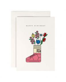 Redfries Karte 0158 sneaker vase