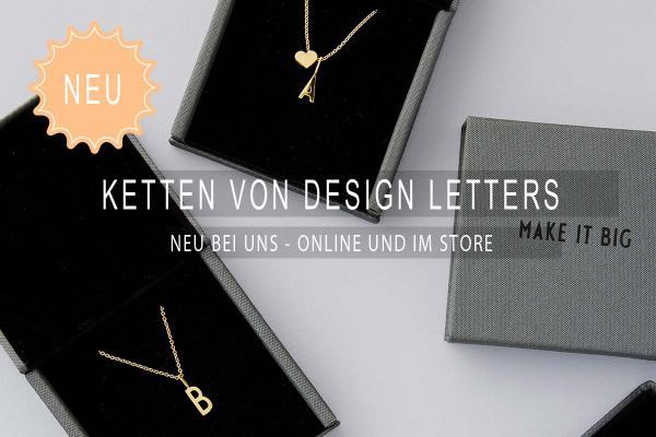 Bild design letters schmuck