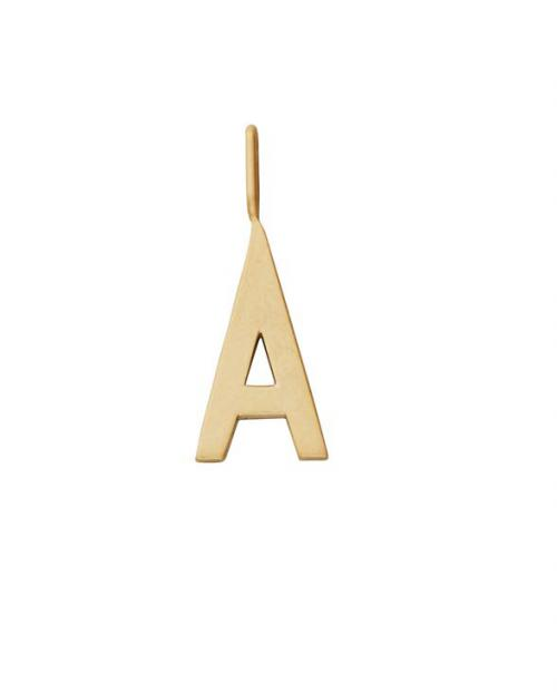 Design Letters Schmuck Anhaenger A Z 16mm A