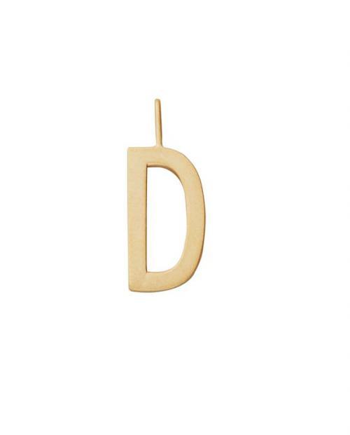 Design Letters Schmuck Anhaenger A Z 16mm D