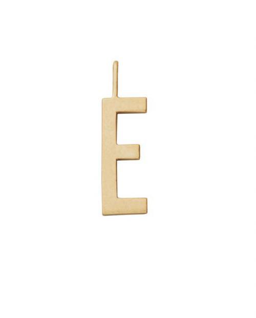 Design Letters Schmuck Anhaenger A Z 16mm E