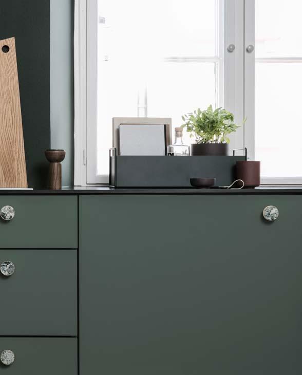 ferm Living plantbox small kitchen
