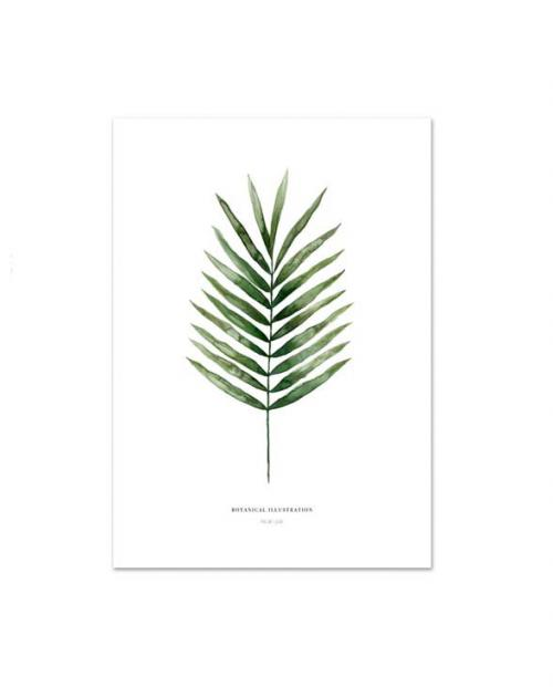 Leo La Douce KD Palm Leaf