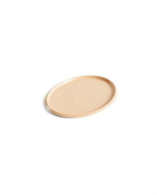 HAY 508025 Ellipse Tray M beige