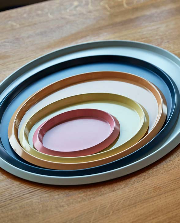 HAY Ellipse Tray family 01