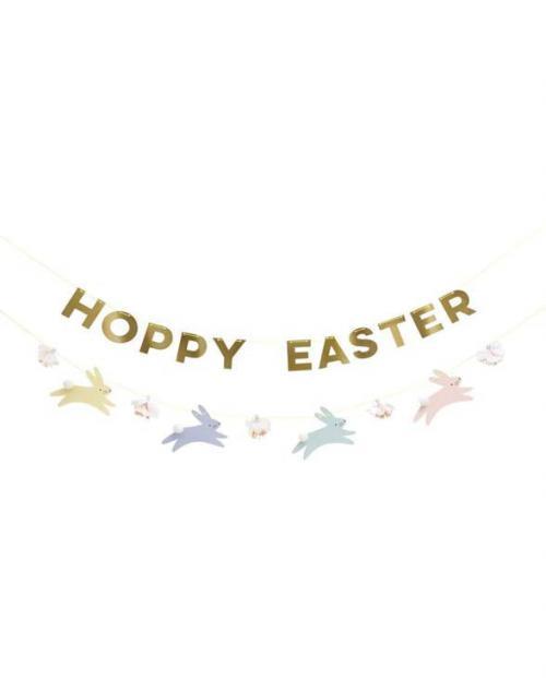 Meri Meri Girlande Hoppy Bunny Ostern 02